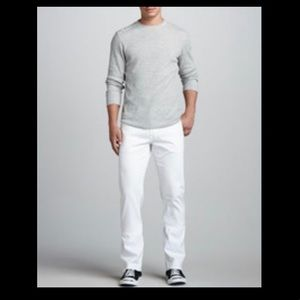 AG 'Protégé Premium Denim' Straight Leg Jean 31/34